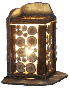 Stone Wood Light Alrami